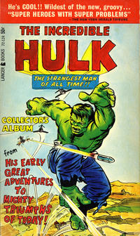 Cover Thumbnail for The Incredible Hulk (Lancer Books, 1966 series) #72-124