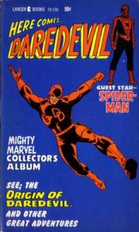 Cover Thumbnail for Daredevil (Lancer Books, 1967 series) #72-170