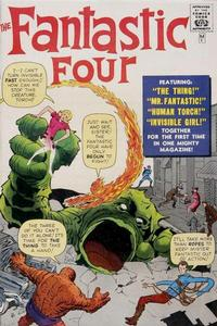 Cover Thumbnail for The Fantastic Four [Golden Book and Record Set] (Marvel, 1966 series) #[nn]
