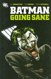Cover Thumbnail for Batman: Going Sane (DC, 2008 series)