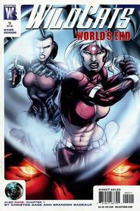 Cover Thumbnail for Wildcats (DC, 2008 series) #2