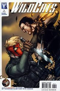 Cover Thumbnail for Wildcats (DC, 2008 series) #4