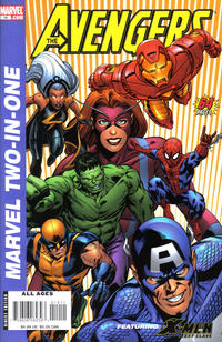 Cover Thumbnail for Marvel Two-In-One (Marvel, 2007 series) #14