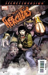Cover Thumbnail for Incredible Hercules (Marvel, 2008 series) #119