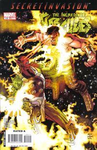 Cover Thumbnail for Incredible Hercules (Marvel, 2008 series) #120