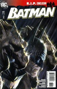 Cover Thumbnail for Batman (DC, 1940 series) #681 [Standard Cover]