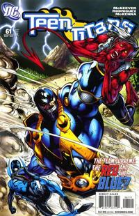 Cover Thumbnail for Teen Titans (DC, 2003 series) #61