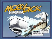 Cover Thumbnail for Moby Dick (Houghton Mifflin, 2002 series) #[nn]