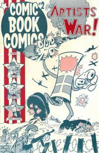 Cover Thumbnail for Comic Book Comics (Evil Twin Comics, 2008 series) #2