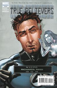 Cover Thumbnail for True Believers (Marvel, 2008 series) #2