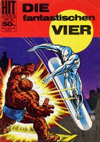Cover Thumbnail for Hit Comics (BSV - Williams, 1966 series) #20