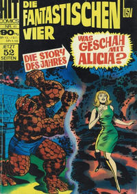 Cover Thumbnail for Hit Comics (BSV - Williams, 1966 series) #61