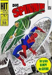 Cover Thumbnail for Hit Comics (BSV - Williams, 1966 series) #80