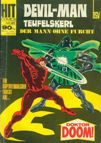 Cover Thumbnail for Hit Comics (BSV - Williams, 1966 series) #82