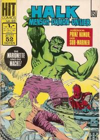 Cover Thumbnail for Hit Comics (BSV - Williams, 1966 series) #83