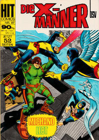Cover Thumbnail for Hit Comics (BSV - Williams, 1966 series) #87