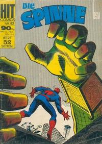 Cover Thumbnail for Hit Comics (BSV - Williams, 1966 series) #92