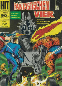 Cover Thumbnail for Hit Comics (BSV - Williams, 1966 series) #93