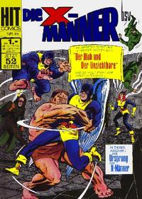Cover Thumbnail for Hit Comics (BSV - Williams, 1966 series) #95