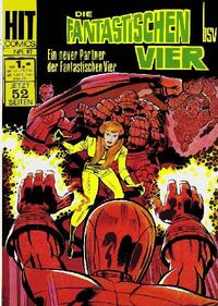 Cover Thumbnail for Hit Comics (BSV - Williams, 1966 series) #97