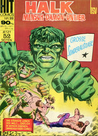 Cover Thumbnail for Hit Comics (BSV - Williams, 1966 series) #99
