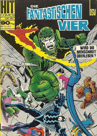 Cover Thumbnail for Hit Comics (BSV - Williams, 1966 series) #105