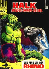 Cover Thumbnail for Hit Comics (BSV - Williams, 1966 series) #107