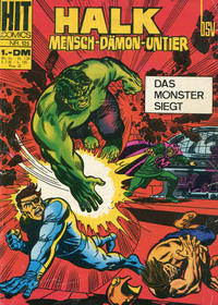 Cover Thumbnail for Hit Comics (BSV - Williams, 1966 series) #125