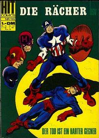 Cover Thumbnail for Hit Comics (BSV - Williams, 1966 series) #135