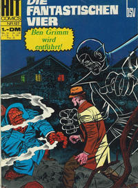 Cover Thumbnail for Hit Comics (BSV - Williams, 1966 series) #137