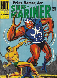 Cover Thumbnail for Hit Comics (BSV - Williams, 1966 series) #139