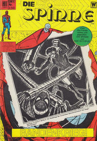 Cover Thumbnail for Hit Comics Die Spinne (BSV - Williams, 1971 series) #250