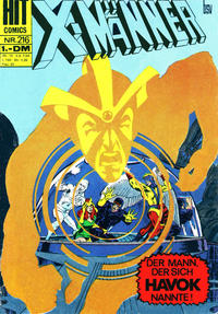 Cover Thumbnail for Hit Comics X-Menschen (BSV - Williams, 1971 series) #216