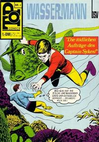 Cover Thumbnail for Top Comics (BSV - Williams, 1969 series) #6