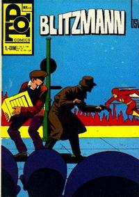Cover Thumbnail for Top Comics (BSV - Williams, 1969 series) #12