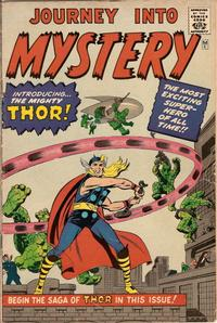 Cover Thumbnail for The Mighty Thor [Golden Book and Record Set] (Marvel, 1966 series)