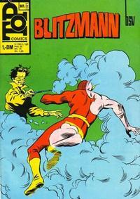 Cover Thumbnail for Top Comics Blitzmann (BSV - Williams, 1970 series) #101