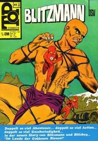 Cover Thumbnail for Top Comics Blitzmann (BSV - Williams, 1970 series) #103