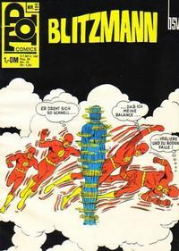 Cover Thumbnail for Top Comics Blitzmann (BSV - Williams, 1970 series) #104