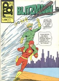 Cover Thumbnail for Top Comics Blitzmann (BSV - Williams, 1970 series) #105
