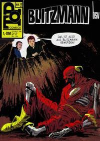 Cover Thumbnail for Top Comics Blitzmann (BSV - Williams, 1970 series) #106