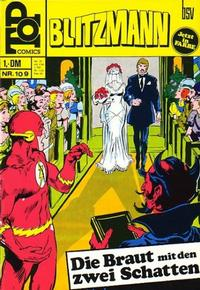 Cover Thumbnail for Top Comics Blitzmann (BSV - Williams, 1970 series) #109