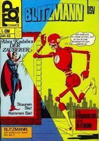 Cover Thumbnail for Top Comics Blitzmann (BSV - Williams, 1970 series) #113