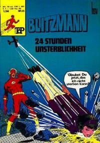Cover Thumbnail for Top Comics Blitzmann (BSV - Williams, 1970 series) #115