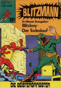 Cover Thumbnail for Top Comics Blitzmann (BSV - Williams, 1970 series) #116