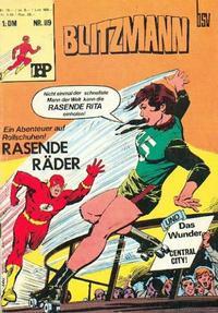 Cover Thumbnail for Top Comics Blitzmann (BSV - Williams, 1970 series) #119