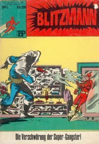 Cover Thumbnail for Top Comics Blitzmann (BSV - Williams, 1970 series) #120