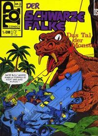 Cover Thumbnail for Top Comics Der Schwarze Falke (BSV - Williams, 1970 series) #100