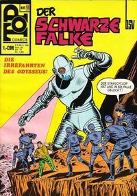 Cover Thumbnail for Top Comics Der Schwarze Falke (BSV - Williams, 1970 series) #103