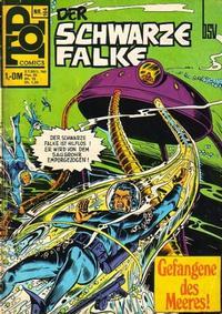 Cover Thumbnail for Top Comics Der Schwarze Falke (BSV - Williams, 1970 series) #104